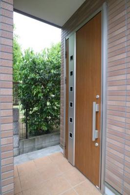 【エントランス】桜ケ丘2丁目戸建賃貸