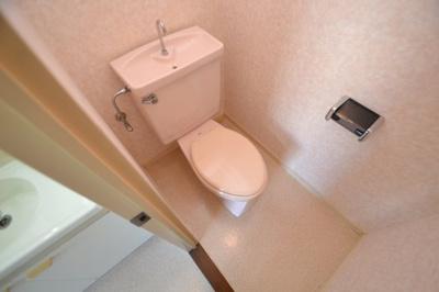 【トイレ】ビューライフ六甲