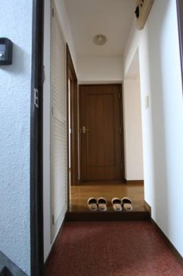 【玄関】第十二ショ-ケ-ビル