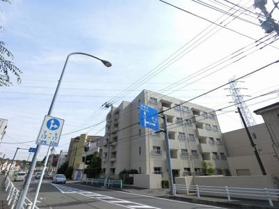 【外観】藤和大倉山コープⅡ