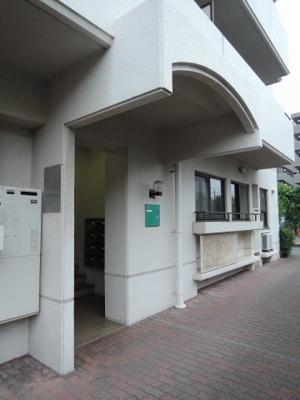 【エントランス】コープ野村バードウッド鶴見3番館