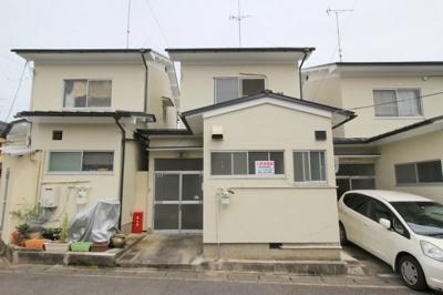 【外観】西賀茂南川上町貸家