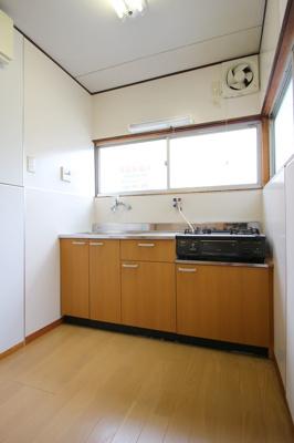 【キッチン】西賀茂南川上町貸家