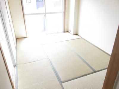【寝室】六甲スカイハイツ1