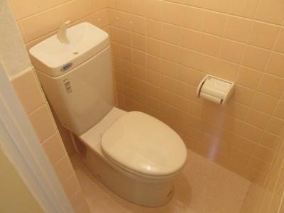 【トイレ】六甲スカイハイツ1
