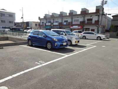 【駐車場】フジパレス光南町