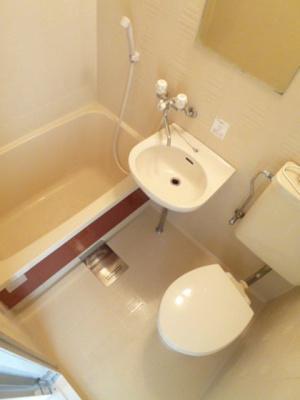 【浴室】エトワール・オーク