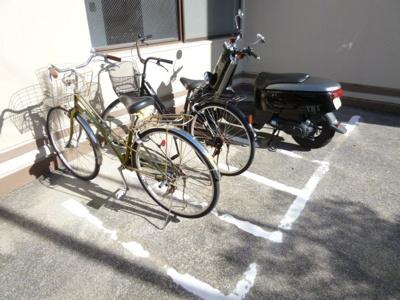 【駐車場】エトワール・オーク