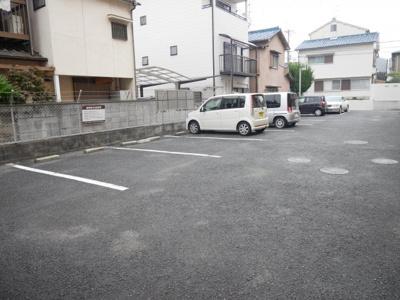 【駐車場】桐朋ハイツ