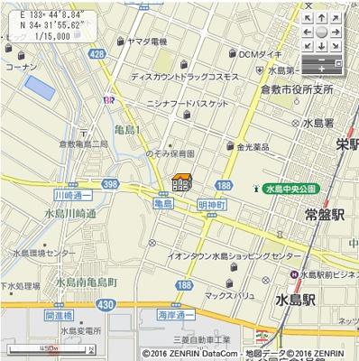 【地図】マーチ