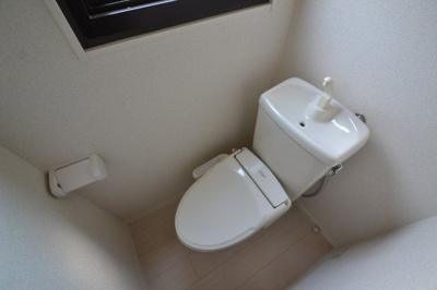 【トイレ】マンション甲陽