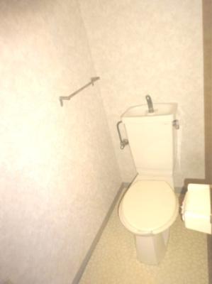 【トイレ】ディアコート21