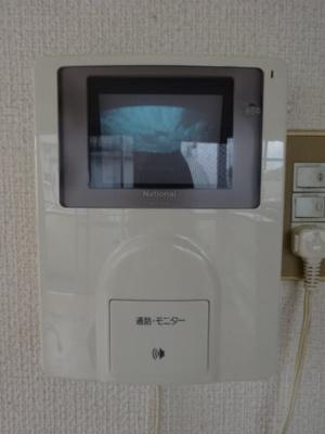 【セキュリティ】ディアコート21