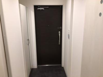 【玄関】グレイスコート寿宝