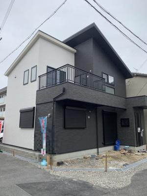 【外観】寝屋川市下神田町新築物件