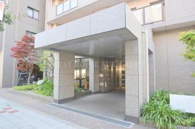 【エントランス】リベールシティ新梅田