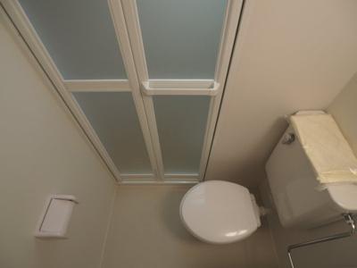 【トイレ】アコーズタワー神戸本山