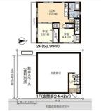 勝田町貸店舗事務所の画像