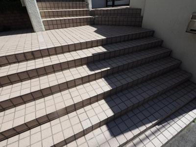 【ロビー】芦屋東山町グリーンハイツ