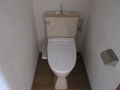 【トイレ】芦屋東山町グリーンハイツ