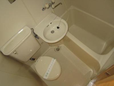 【浴室】泉都ハイツ