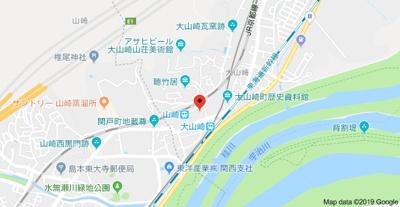 【地図】桜南ハイツ㈱Roots