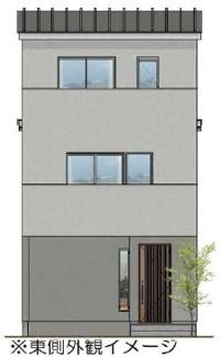 堺市西区鳳中町の新築一戸建てです