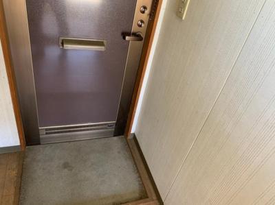 【玄関】ハイツ山の辺