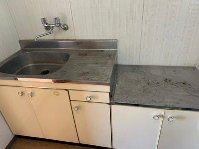 【キッチン】ハイツ山の辺