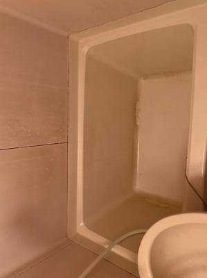 【浴室】ハイツ山の辺