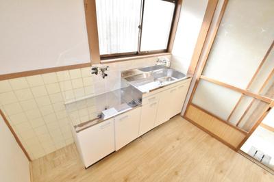 【キッチン】誉田3丁目連棟