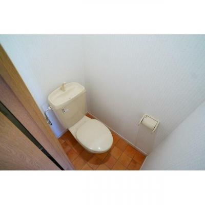 ガーデンコート青葉の森のトイレ