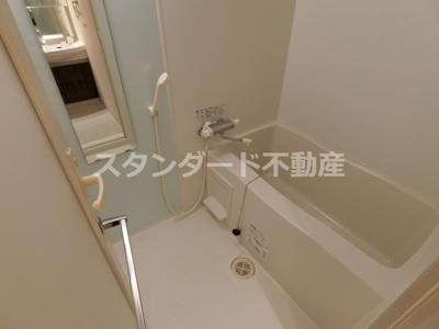 【浴室】クリーデンス福島