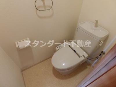 【トイレ】クリーデンス福島