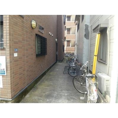 ☆グランドゥールの駐輪スペース☆