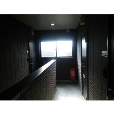 ☆グランドゥールの廊下☆