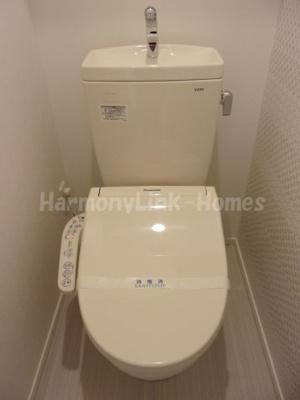 フィオーレ梅島のトイレ☆