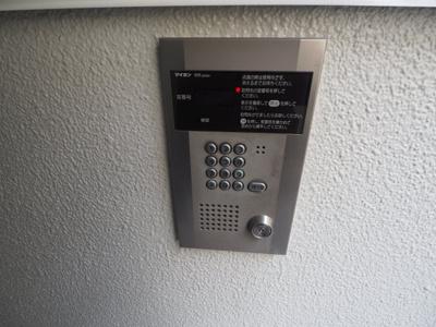【セキュリティ】アメニティ東神戸2番館
