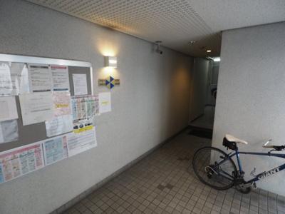 【ロビー】アメニティ東神戸3番館