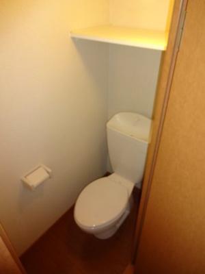 【トイレ】レオパレス六甲北二番館