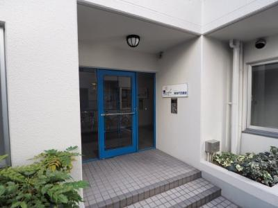 【エントランス】アメニティ東神戸4番館
