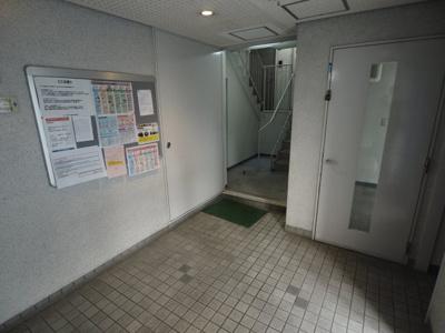 【ロビー】アメニティ東神戸4番館