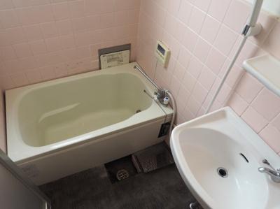 【浴室】有馬道ハイツ