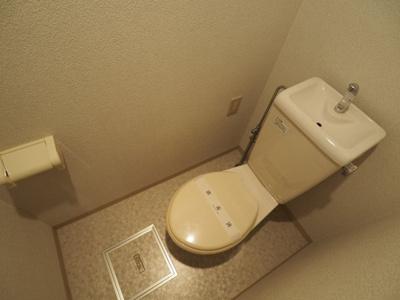 【トイレ】アルシュ住吉