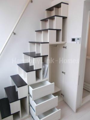 ブリリアント大原の収納付き階段②☆