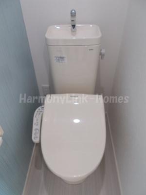 ブリリアント大原の落ち着いたトイレです