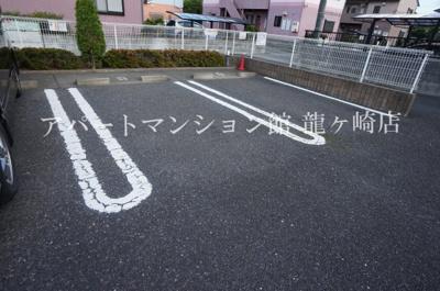 【駐車場】さくらヒルズ
