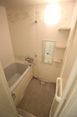 【浴室】カルチェ六甲台