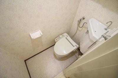 【トイレ】カルチェ六甲台