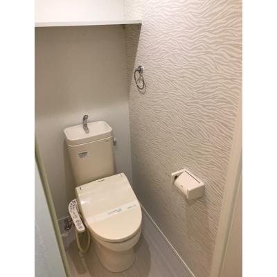 プレミア経堂のトイレ